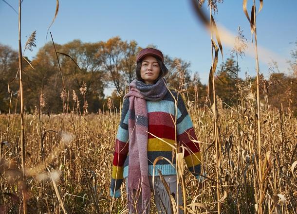 swetry na jesień 2018