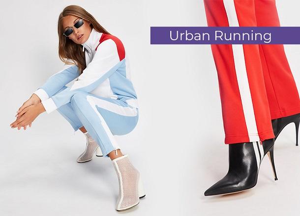 Trend alert: Urban Running