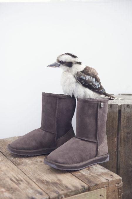 jak czyścić emu śniegowce