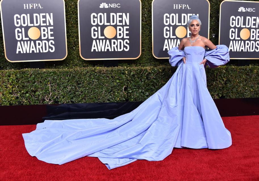 lady gaga złote globy 2019