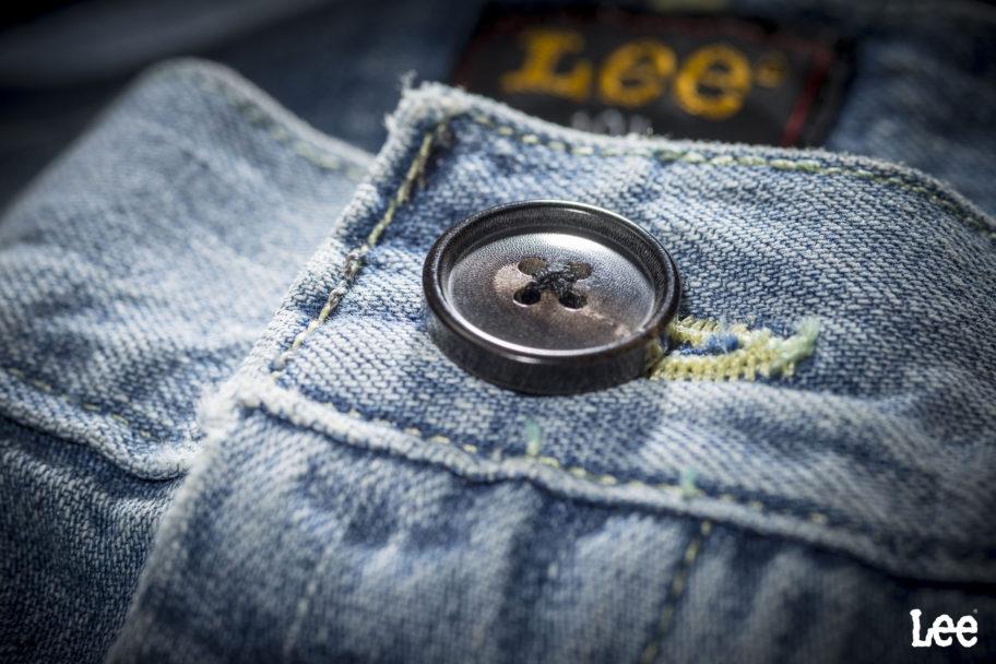 jeansy męskie lee