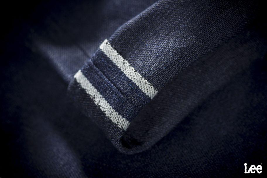 jeansy męskie detale