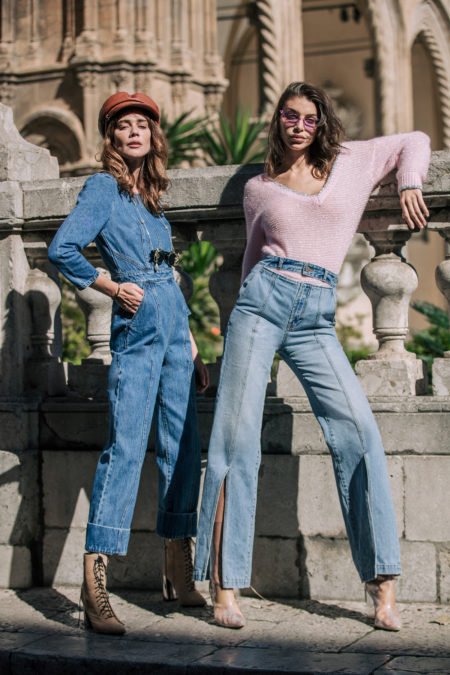modne jeansy 2019