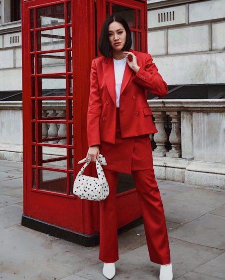 f0654f7005 Trend alert  czerwony garnitur - Blog Answear.com