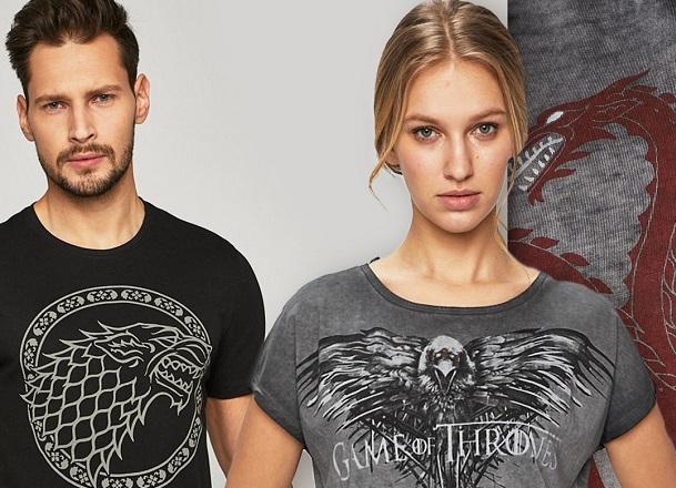 Gra o Tron – zacznij nowy sezon z fanowskimi koszulkami Medicine