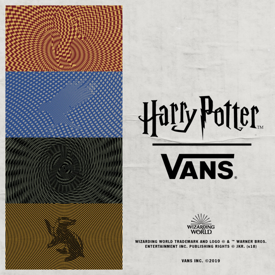 vans x harry potter