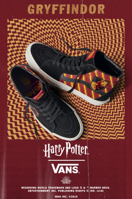 vans x harry potter buty