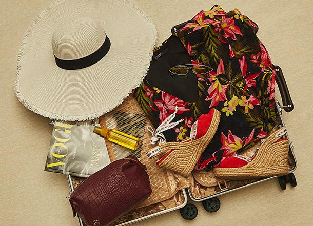 Co musisz spakować do wakacyjnej walizki?