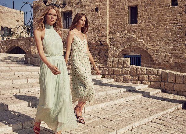 Najpiękniejsze sukienki na ramiączkach na lato 2019