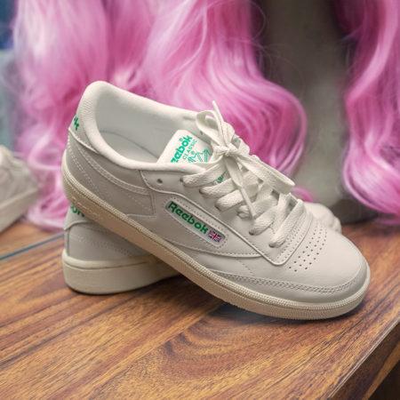sneakersy cardi b