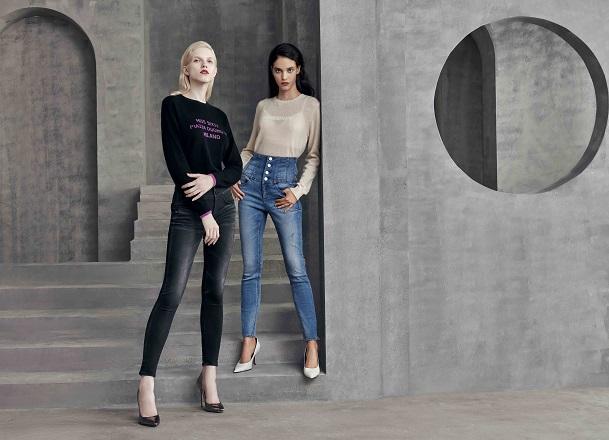 Jak i z czym nosić najmodniejsze jeansy sezonu?