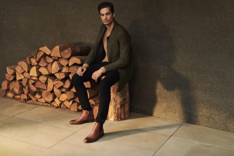 męskie buty zimowe
