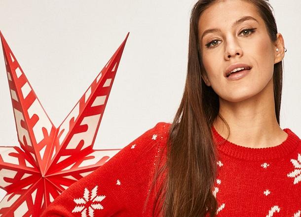 Swetry świąteczne dla całej rodziny