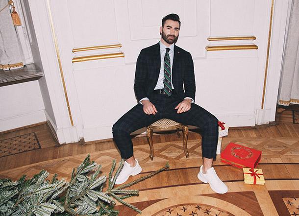 Christmas Party 2019 – męskie stylizacje na świąteczną imprezę