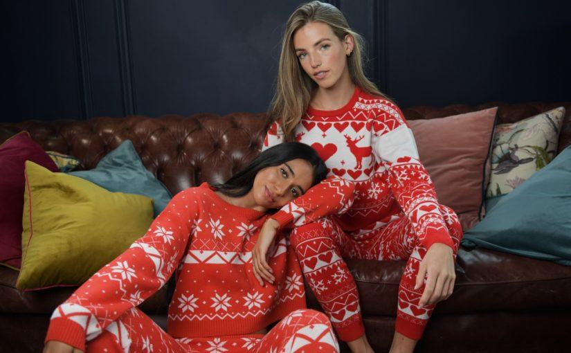Najpiękniejsze piżamy na świąteczny chillout