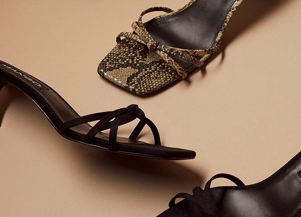 Najmodniejsze buty i torebki w stylu Bottega Veneta