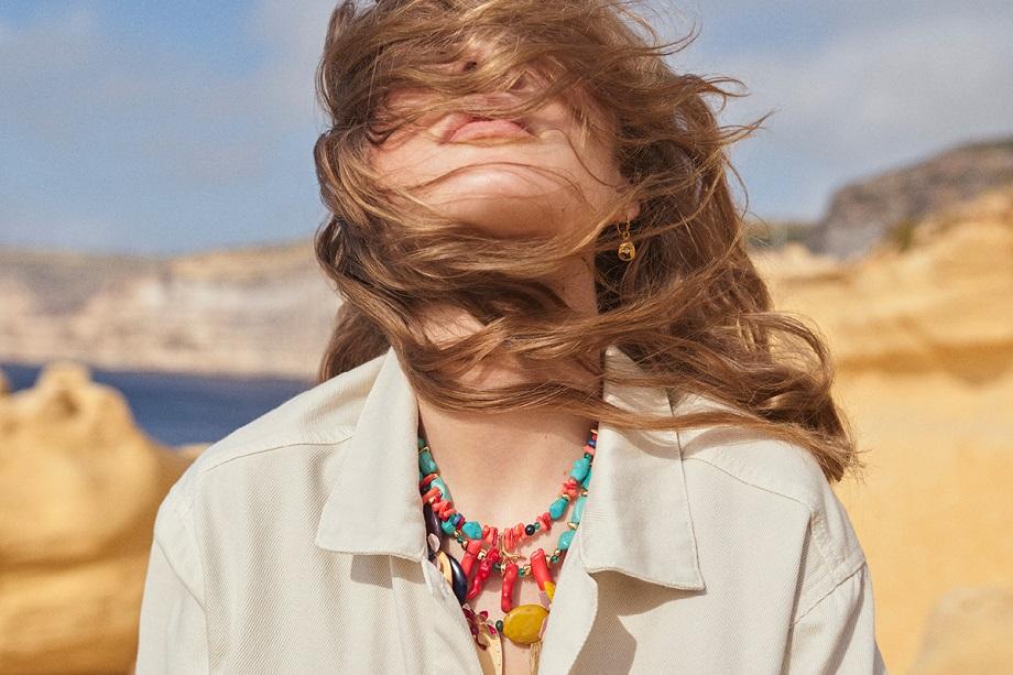 wiosenne dodatki do włosów