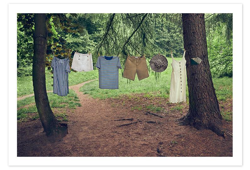 co ubrać na biwak w lesie