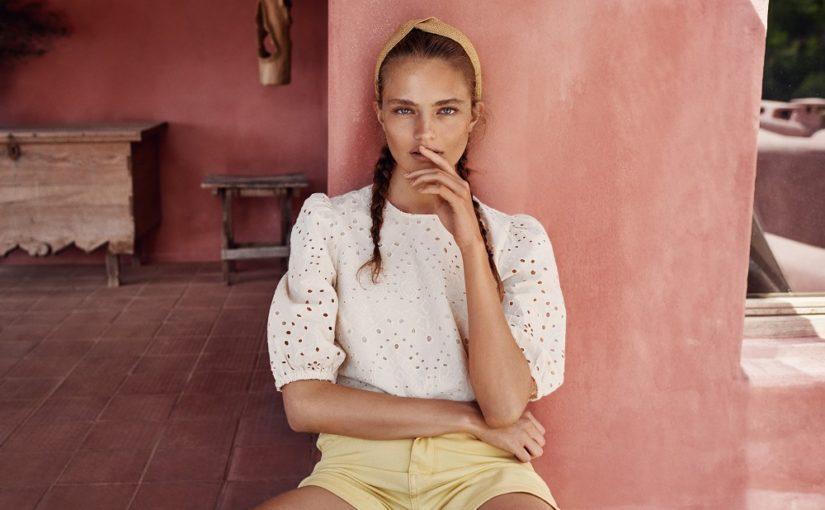 Jak nosić koronkową bluzkę? Trendy na lato 2020