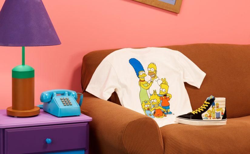 Witamy w Springfield: nowa kolekcja The Simpsons x Vans