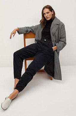 mango płaszcz