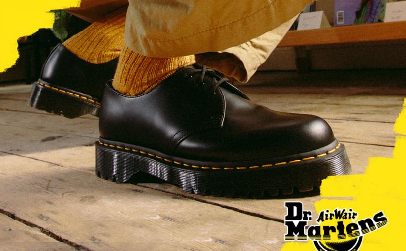 Kultowe modele Dr. Martens – zobacz buty, które pokochał świat