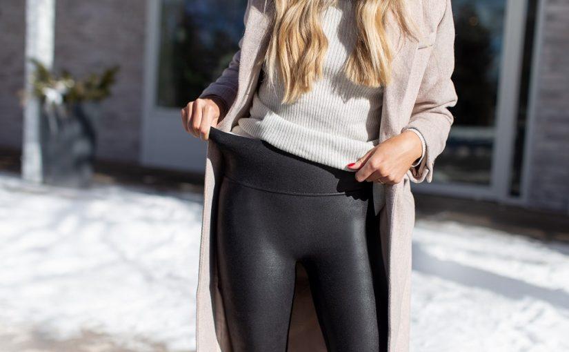 Modne legginsy – poznaj najpopularniejsze modele Spanx