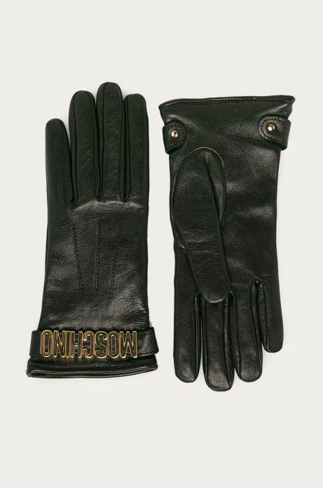 moschino rękawiczki