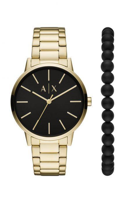 armani exchange zegarek