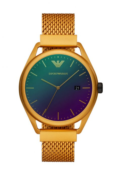emporio armani zegarek