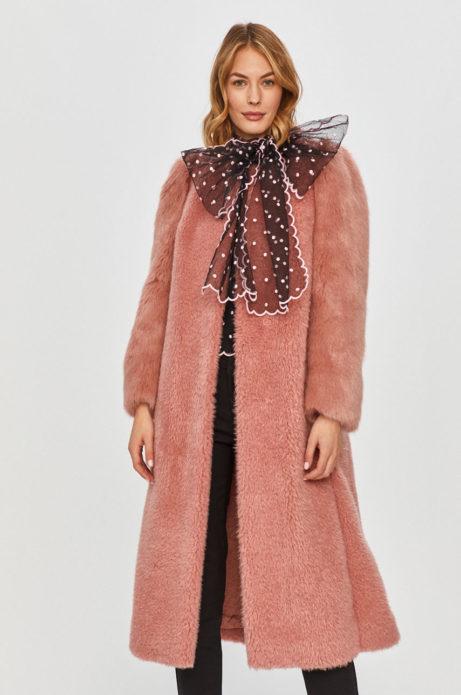 red valentino płaszcz