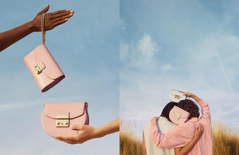 modne torebki damskie różowe