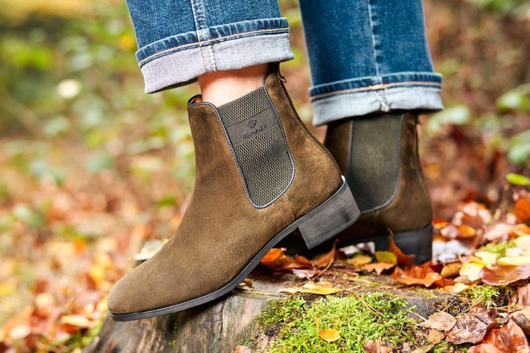 jak dbać o buty z zamszu