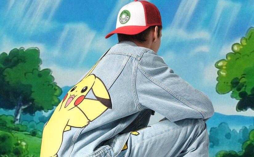Levi's® x Pokémon – Twój ulubiony denim łączy się z ulubionymi postaciami z dzieciństwa!