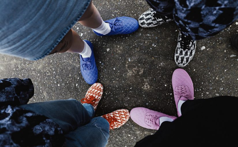 Vans x Opening Ceremony – odkryj checkerboard na nowo!