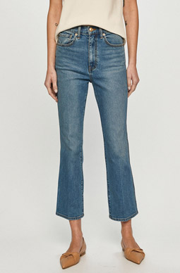 tory burch jeansy
