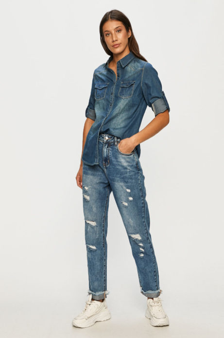 koszula jeansowa answear lab