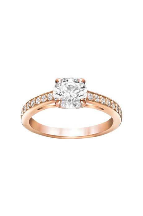 swarovski pierścionek
