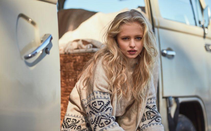 Fall in Journey – gotowa na stylową podróż razem z marką answear.LAB?