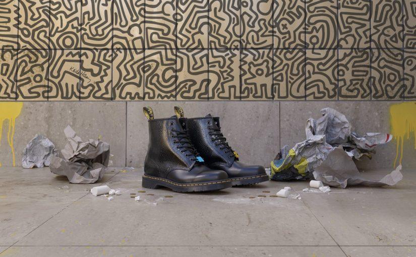 Keith Haring i Dr. Martens – odkryj niepokorną kolekcję