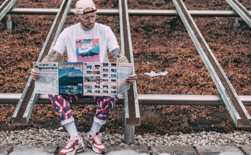 Outfit tygodnia: streetwearowe inspiracje Japonią według Instabaksa