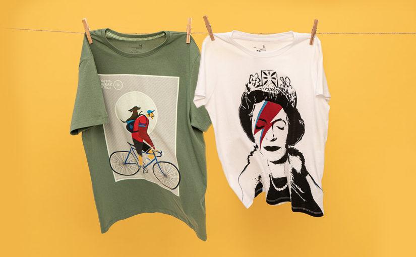 Znajdź swój wymarzony T-shirt! Trendy na wiosnę i lato 2021