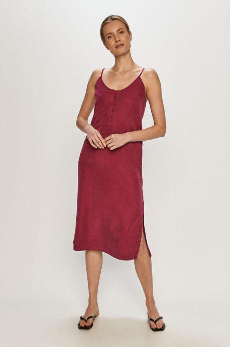 quiksilver sukienka typ urody jesień