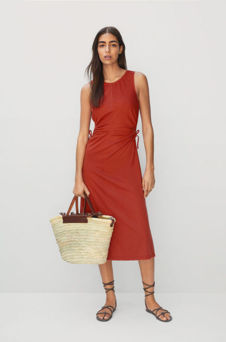 mango sukienka