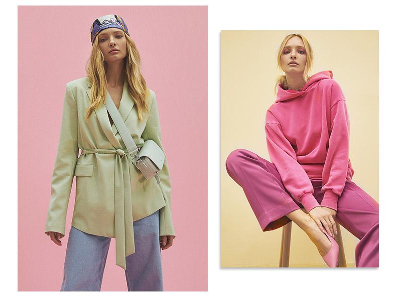 najnowsze trendy w modzie damskiej