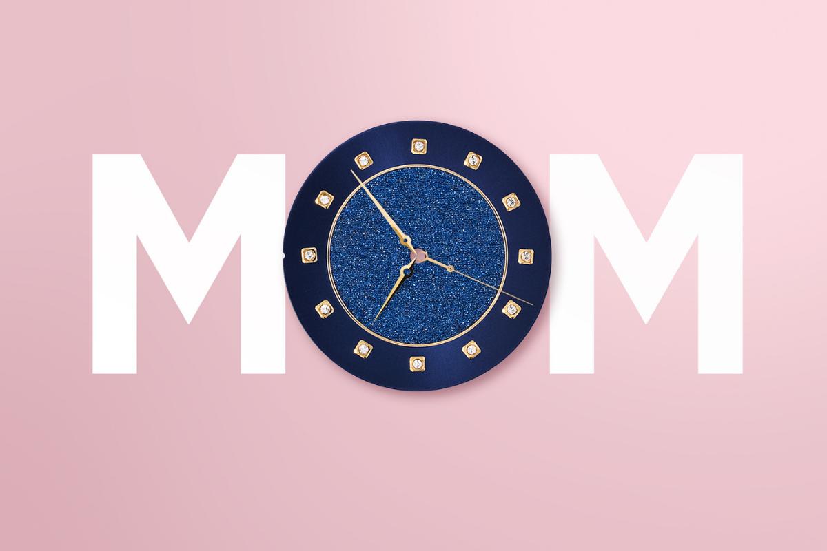 """Najprostszy sposób, żeby powiedzieć """"Dziękuję"""" - zegarki Timex na Dzień Matki"""