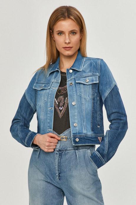 guess kurtka jeansowa