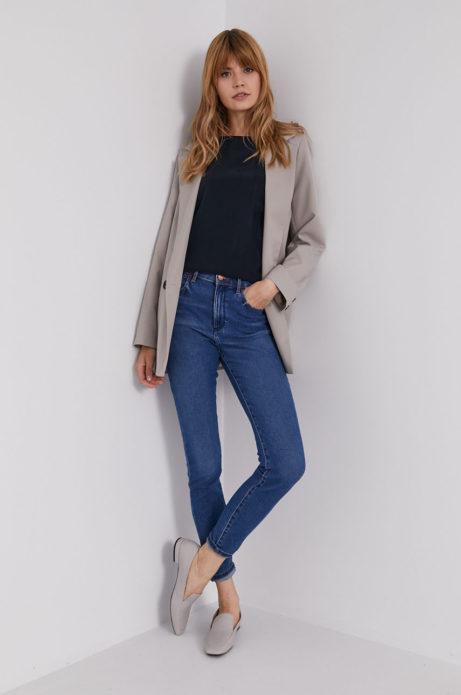 wrangler jeansy
