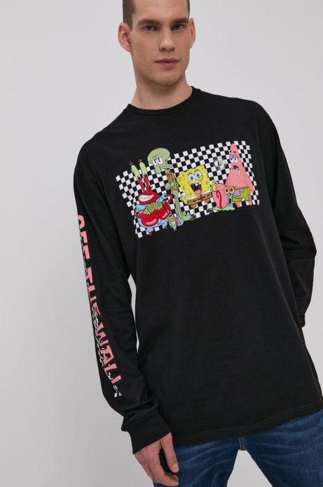vans bluza spongebob
