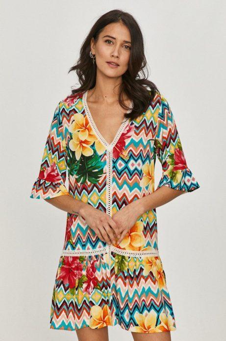 desigual sukienka plażowa
